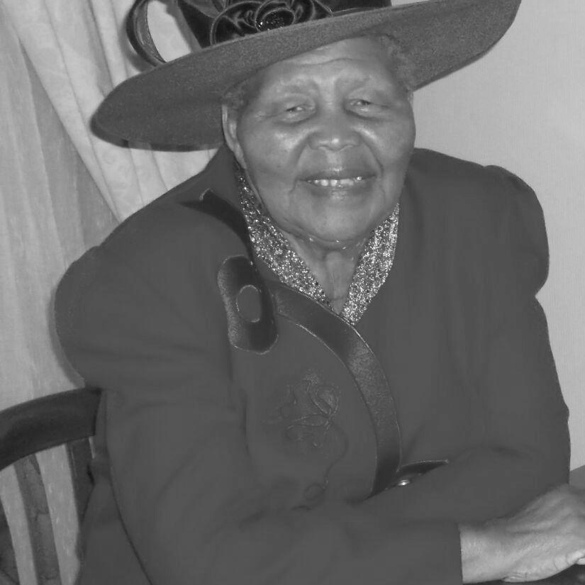Mrs Gladys Koena RAMAHUTA