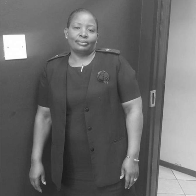 Mmaphuti Francina  Magoai